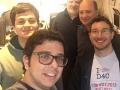Half Team Selfie