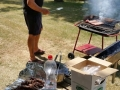 IK6RYU at the BBQ